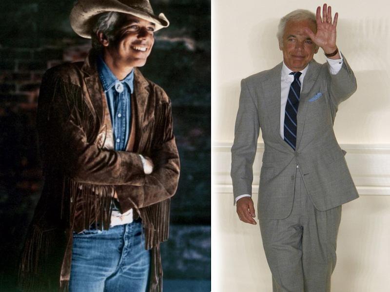 Ralph Lauren: 50 лет эволюции стиля в моде двух веков
