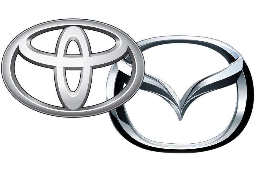 Toyota и Mazda создали совместное предприятие