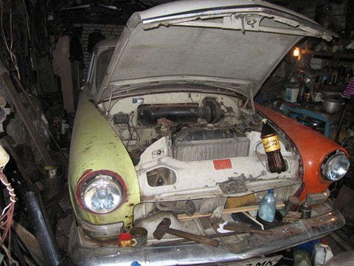 Как ГАЗ-21 обрел вторую жизнь
