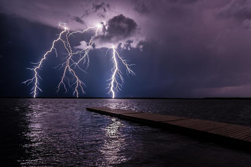 9. молния, природа