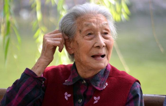 Рецепт долголетия: Старики и…