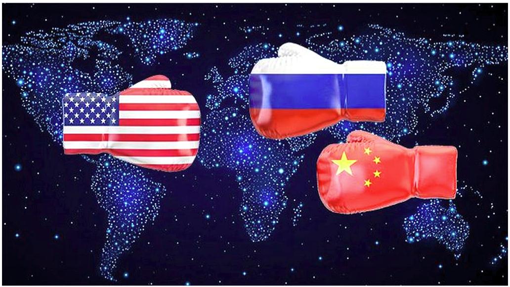 «Запад есть Запад, а Восток есть Восток, и сойтись они могут только в России...»