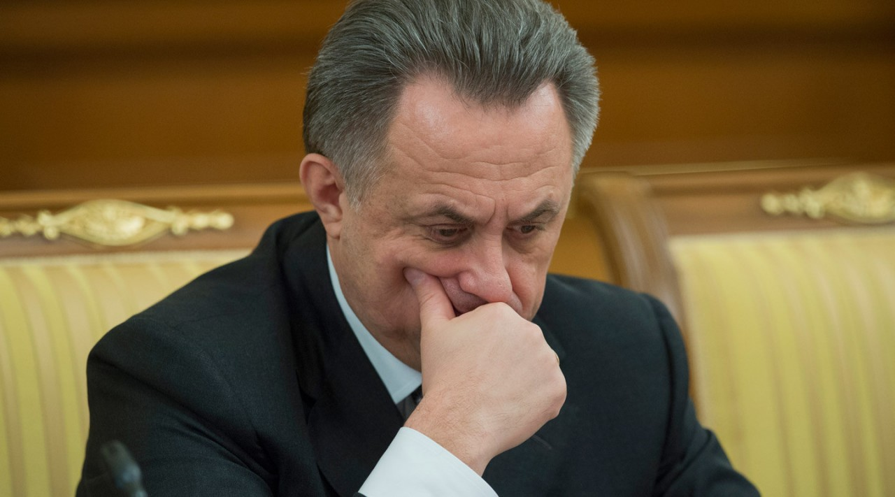 Мутко готов подать в отставку, если Россию не пустят на Олимпиаду,но...