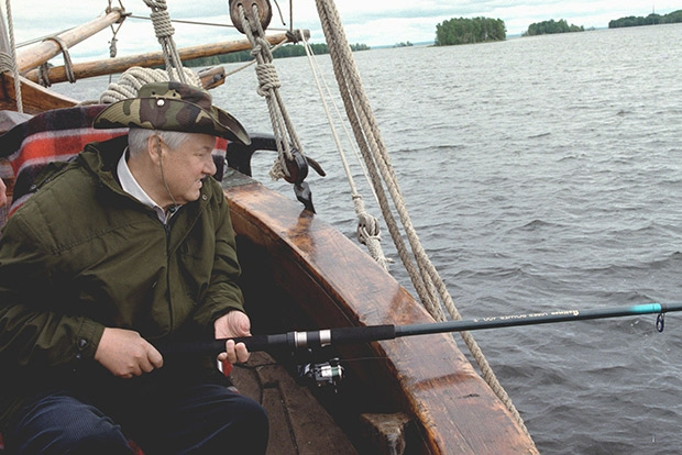рыбак борис николаевич