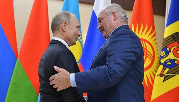 Россия-Беларусь: Утверждена …
