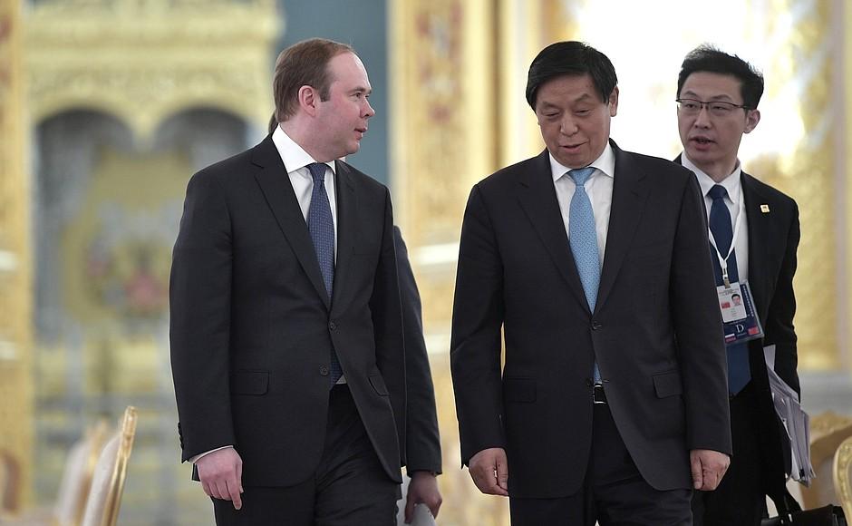 Зачем Антон Вайно появился в Китае