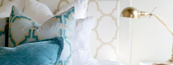 МАСТЕРИЛКА. Изголовье для кровати. МК и идеи