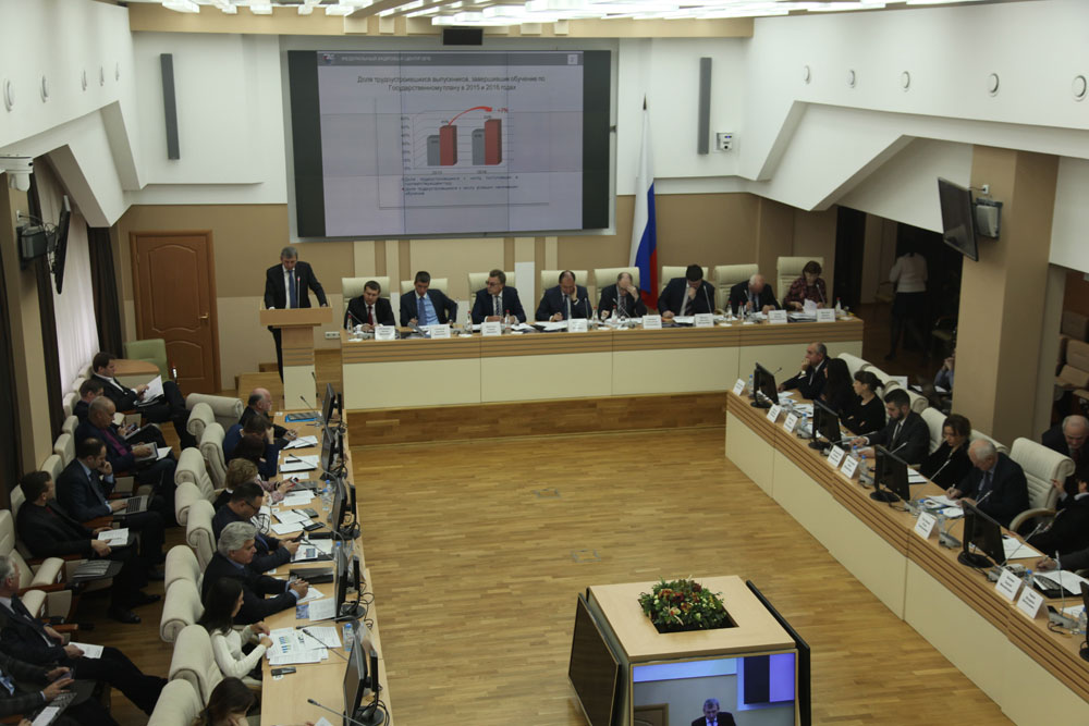 Олег Бочкарёв: «Те, кого мы сегодня привели в оборонку, через 20-30 лет должны стать руководителями предприятий»