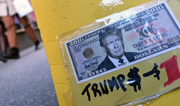 "Newsweek развеял миф об ""экономическом успехе"" Трампа"