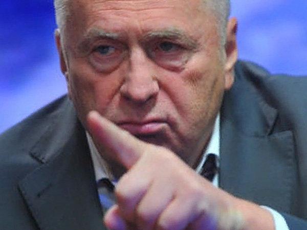 Владимир Жириновский: «Чтобы вернуть 3 миллиарда, нужно взять Украину под контроль»