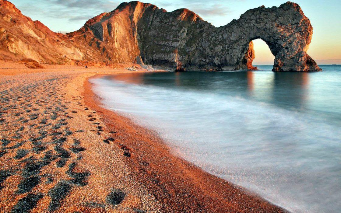Невероятные природные арки