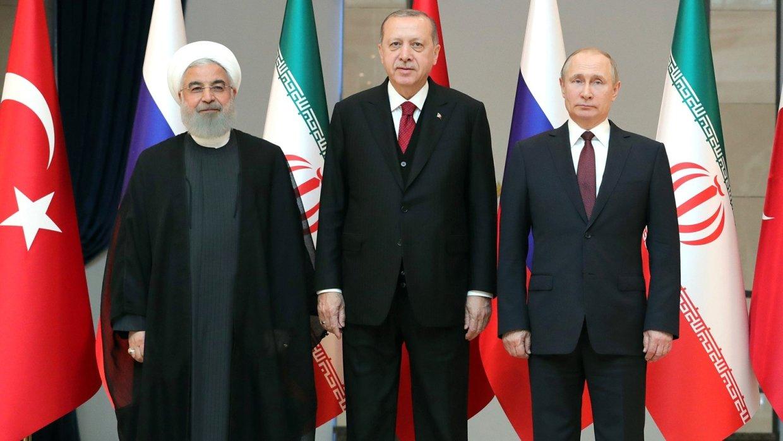 Саммит стран-гарантов по Сир…