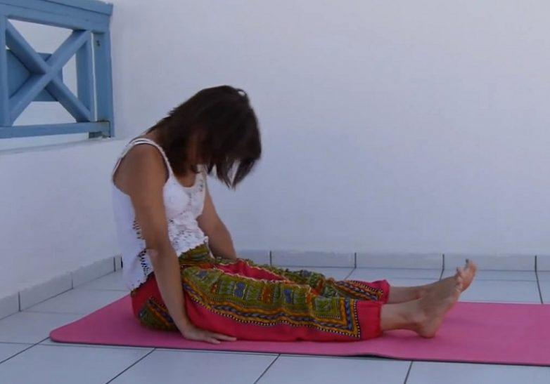 Тибетская омолаживающая гимнастика «Око возрождения»