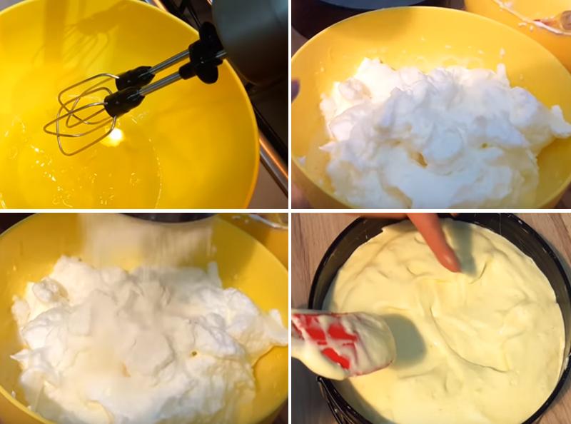 бисквит классический в духовке