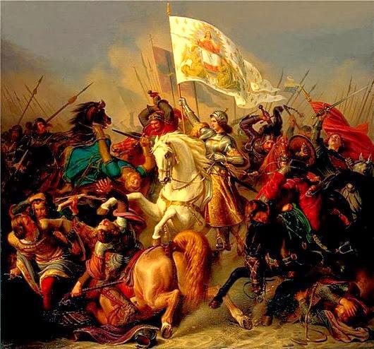Орлеанская дева. Как юной крестьянке удалось спасти Францию?