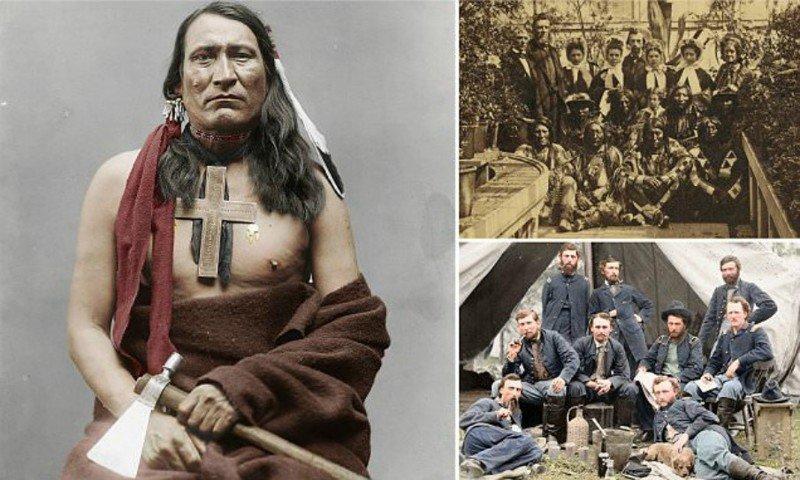 Эти индейцы воевали с армией США