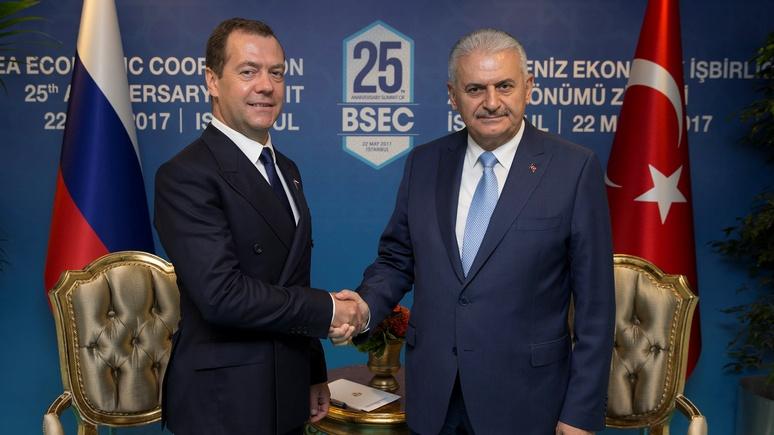 Daily Sabah: Россия и Турция…