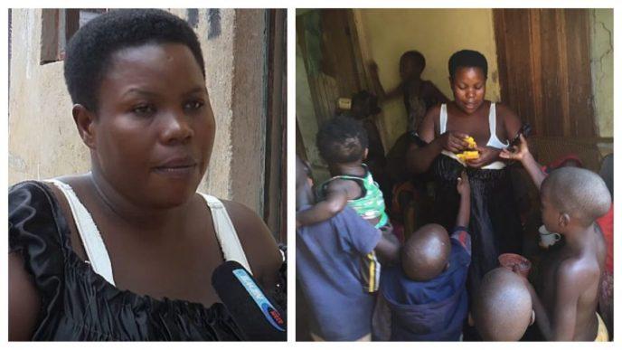 В Уганде живет самая многодетная мать . 39-летняя женщина родила 38 детей, и к тому же, от одного мужчины