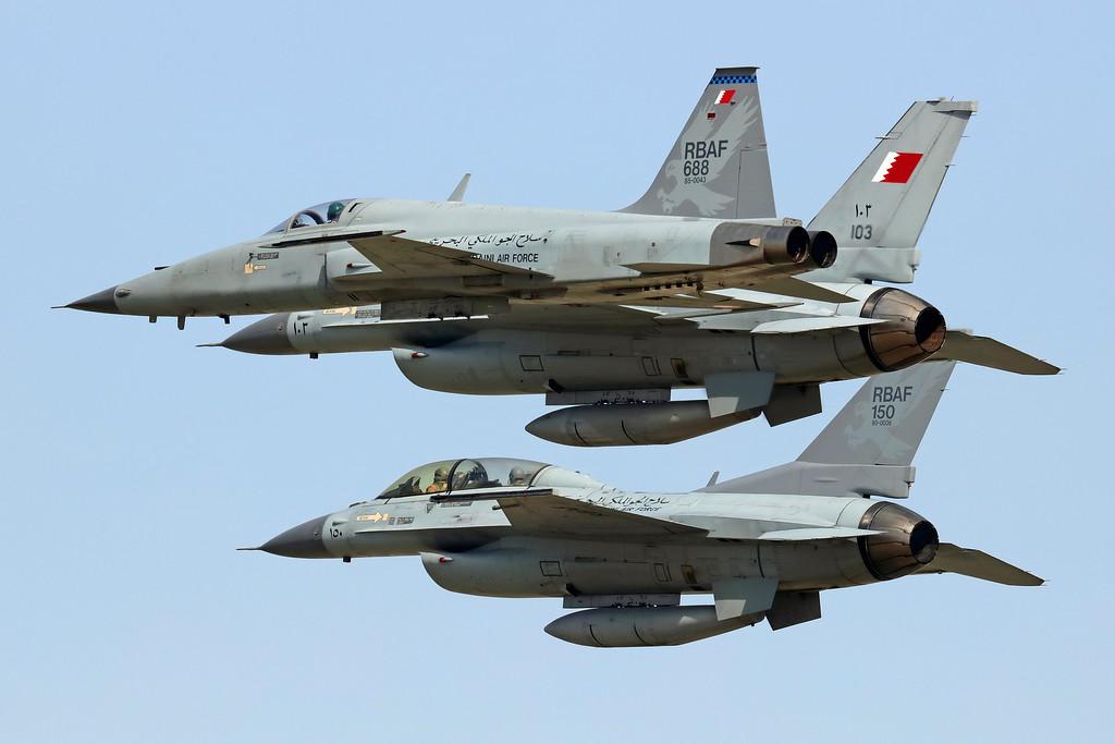 Бахрейн получит истребители F-16V