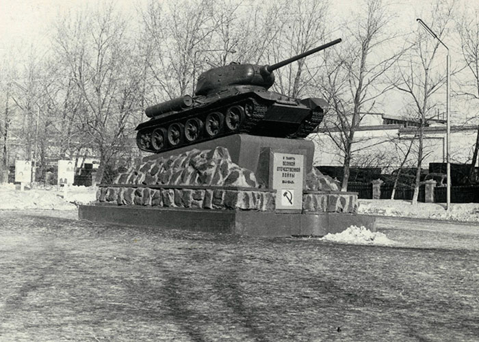 До последнего танка.