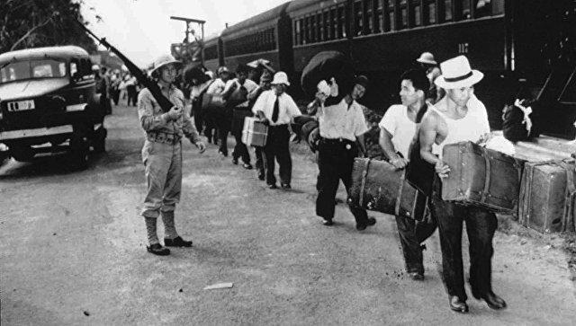 Депортация японцев: американские граждане вражеской национальности