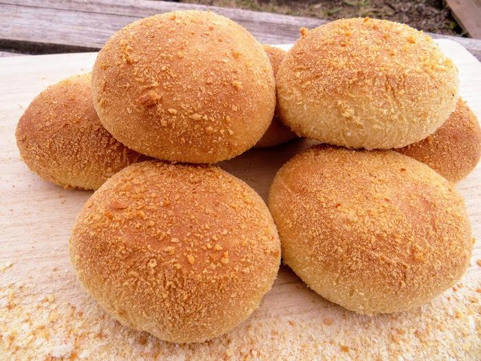 Вкуснейший филиппинский хлеб (да, это очень вкусно) Еда, Выпечка, Хлеб, Готовка, Другая кухня, Длиннопост, Видео рецепт, Булочки, Видео, Рецепт