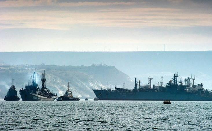 Депутат Госдумы предостерег украинские ВМС от шуток с Черноморским флотом