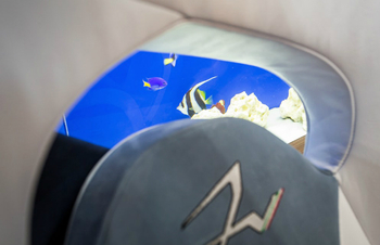 Нам не понять: итальянцами построен электрический гиперкар с аквариумом