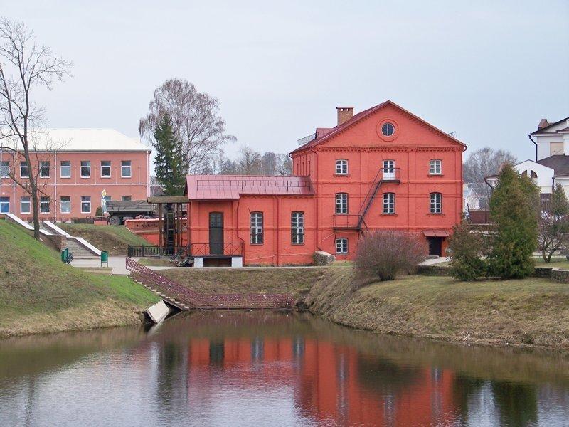 Мельница 1902 года постройки Орша, беларусы, длиннопост, красивые города, лукашенко, путешествия