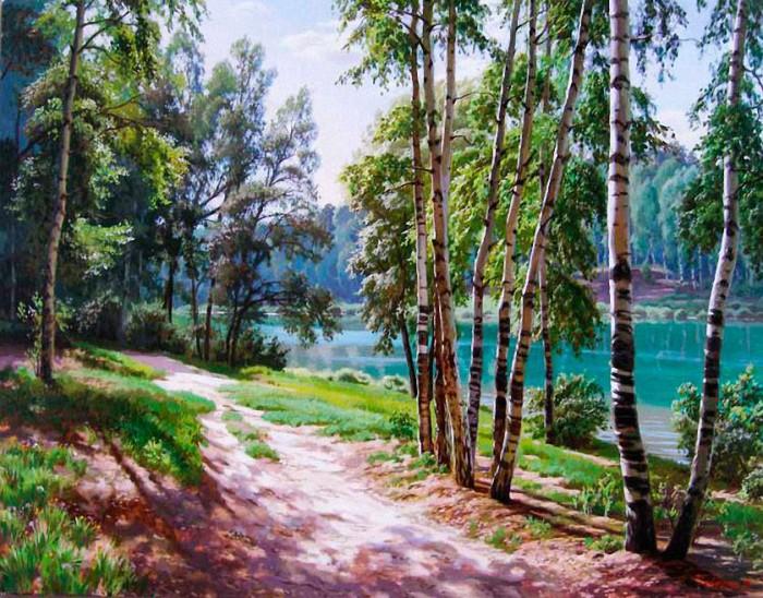 пейзажи Айрат Гайфуллин – 11