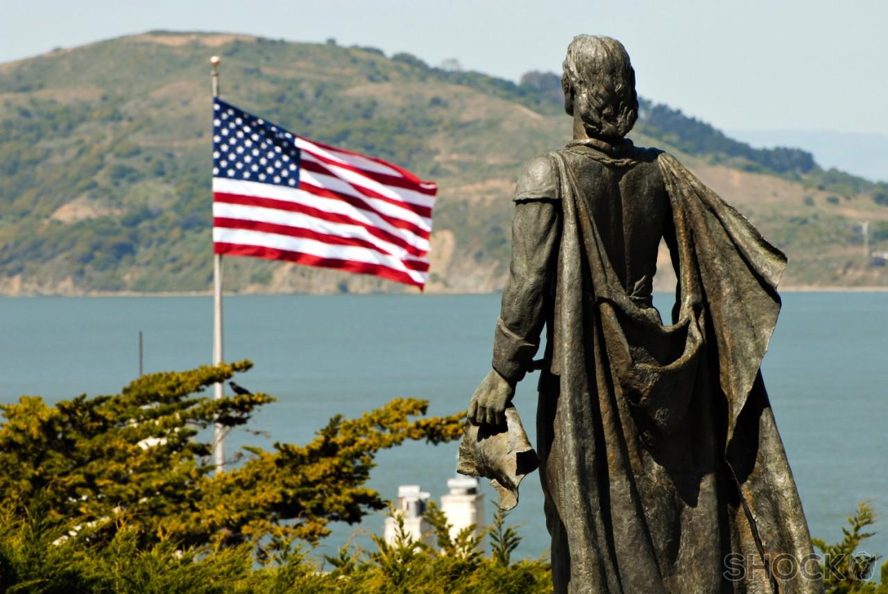 Американцы не хотят отмечать День Колумба, им стыдно