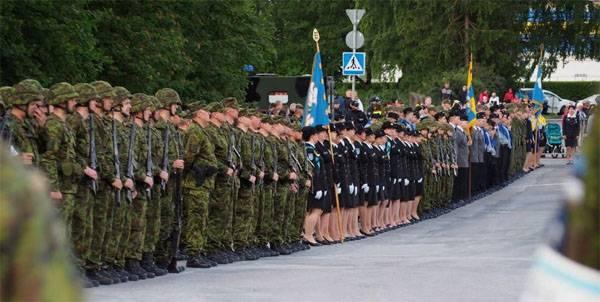 Эстонский командующий: Мы по…