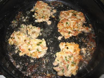 Мясо фри за 5 минут - фоторецепт