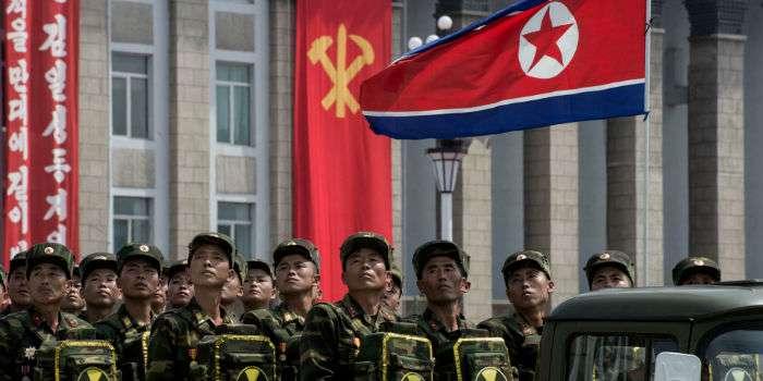 """Северная Корея готова к """"тотальной"""" войне"""