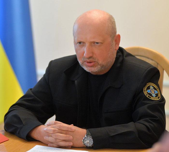 Турчинов назвал условия Киев…