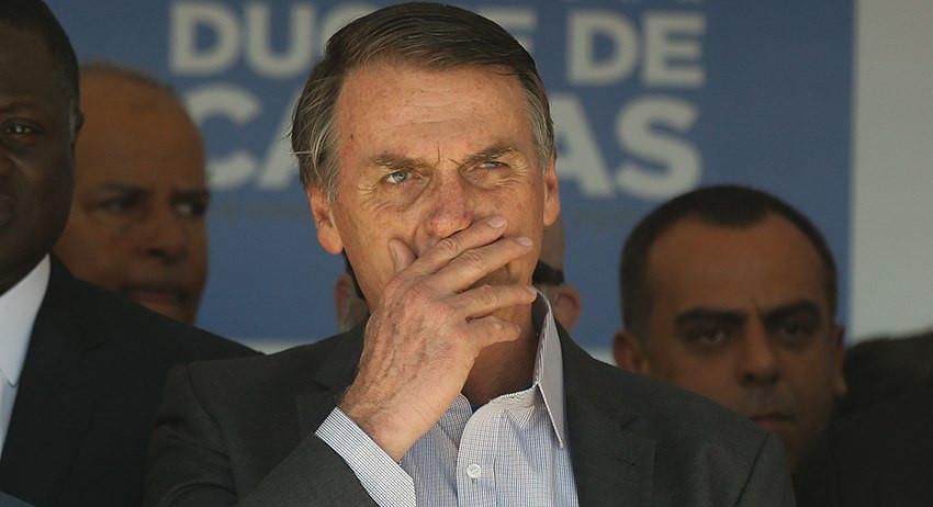 Бразильский Медведев: Болсон…