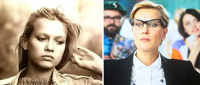 Олеся Судзиловская, 42 года «Посредник» (1990) 16 лет — «Яна+Янко» (2017) 42 года