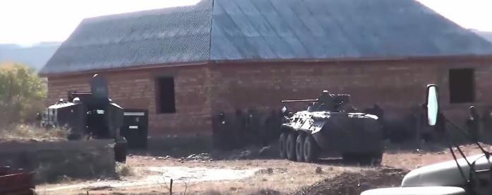 Операция по ликвидации боевиков в Дагестане