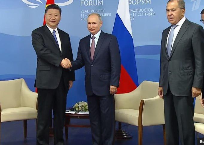 РФ И КНР продолжат способствовать дипломатическому урегулированию на Корейском полуострове