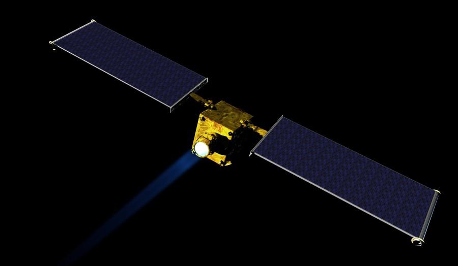 NASA планирует ударить по астероиду