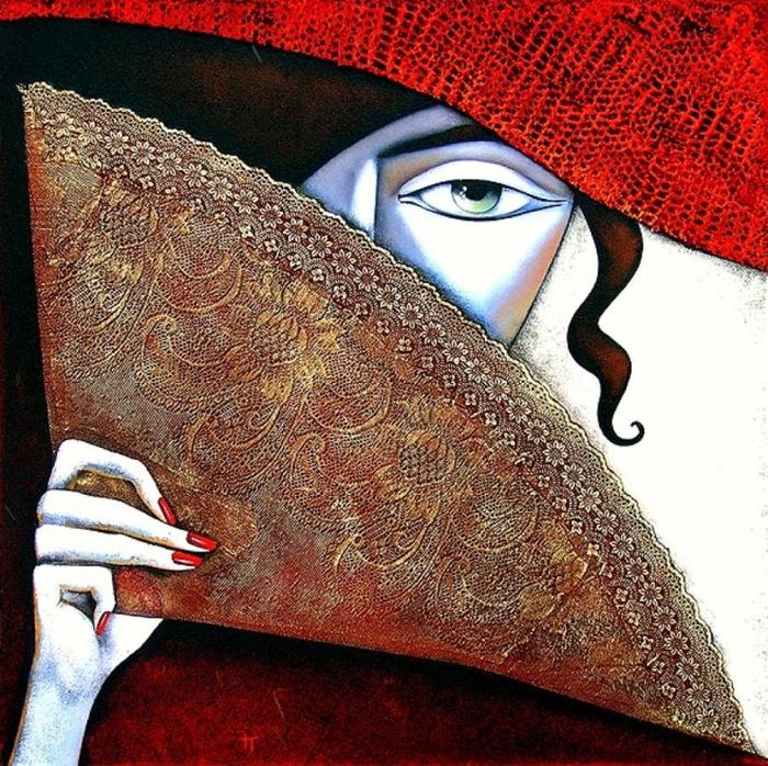Ira Tsantekidou by Catherine La Rose (4) (700x698, 468Kb)