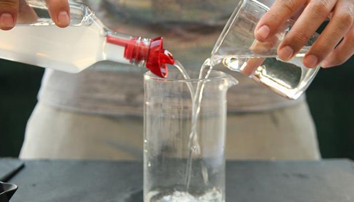 Как развести уксусную кислоту