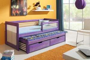 деревянные спальни фото 5