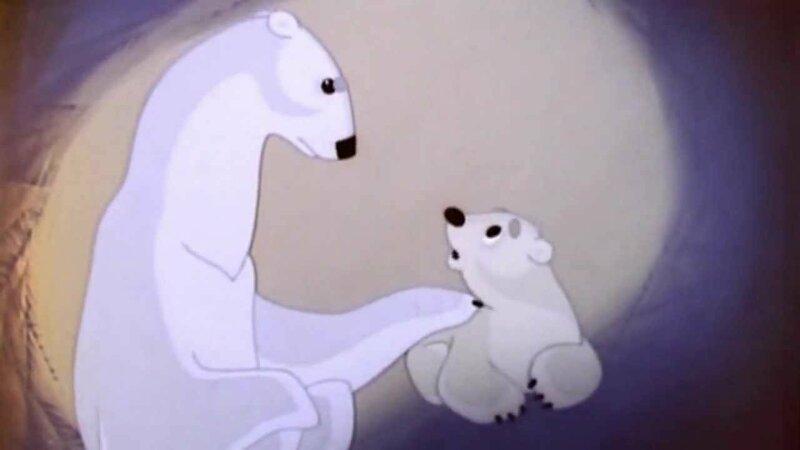 """""""Арктика"""" значит """"медведица"""", а """"Антарктика"""" - """"напротив медведицы"""" вопросы, животные, земля, мир, планета, почему, факты"""