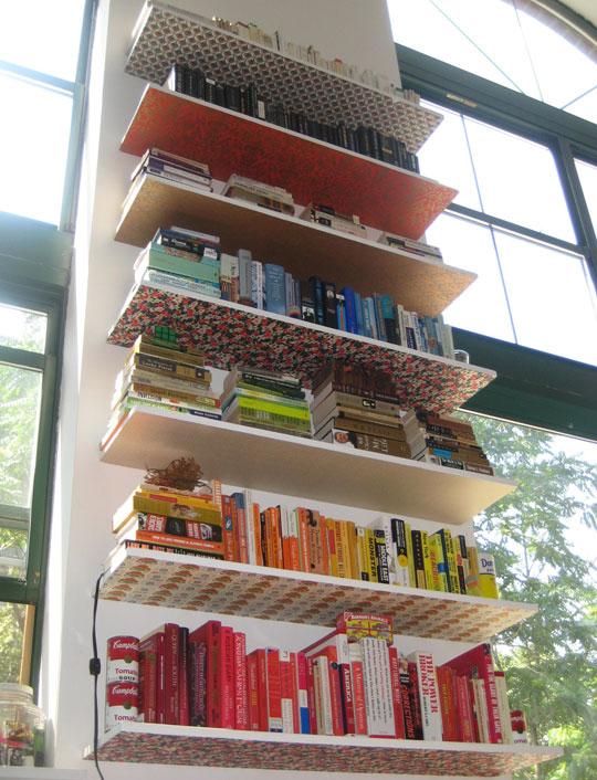 bookshelves 6 25 идей, как сделать книжную полку