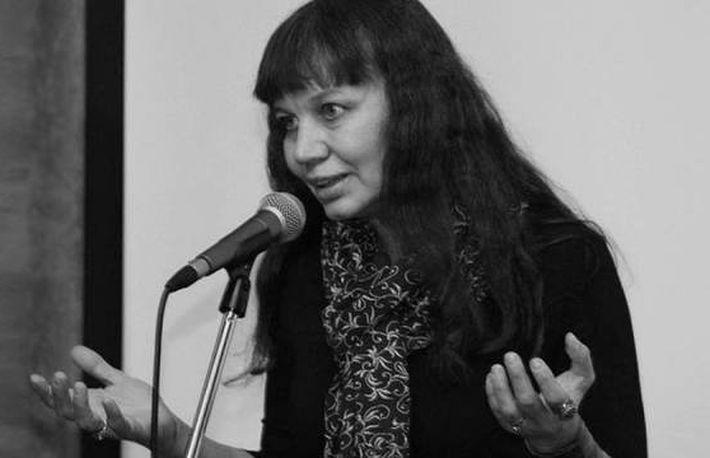 Актриса и режиссер Ирина Бес…