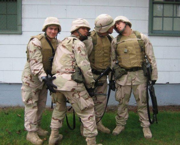 В армии США изнасилованы десятки тысяч солдат