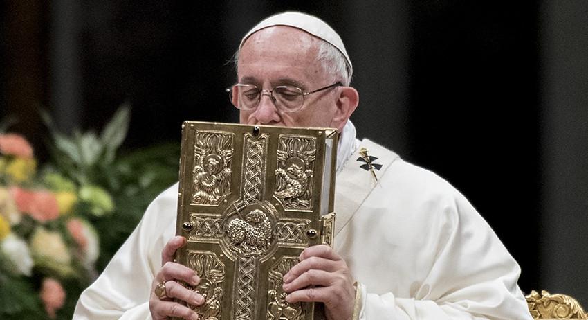 Папа Римский: Библия устарел…