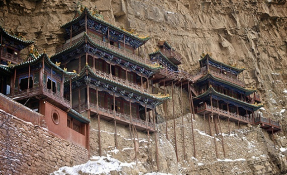 сооружения храма Суанькунсы