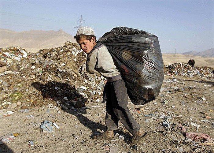 12. Жуткие снимки, Трогает до слёз, дети, детский труд, рабство
